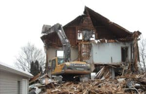 Winona Mechanical demolition
