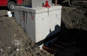Winona Mechanical precast