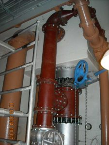 Winona Mechanical process piping