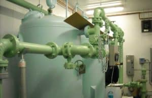 Winona Mechanical water wastewater treatment