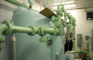 Winona Mechanical water wastewater treatment